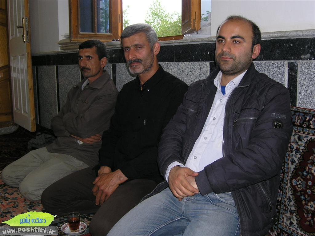 مرحوم حسین صادقی پشتیری